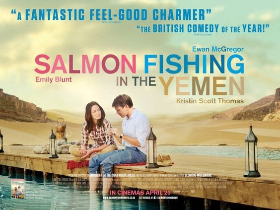 SALMON FISHING IN THE YEMEN Family Movie Review