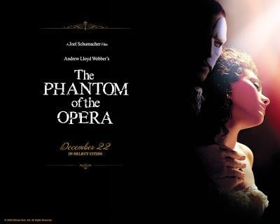 Overlooked Gem: THE PHANTOM OF THE OPERA (2004)