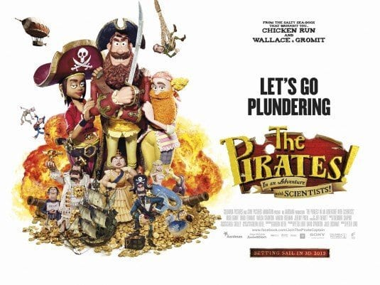 PIRATES: BAND OF MISFITS Family Movie Review