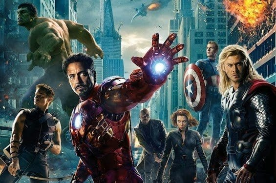 THE AVENGERS Family Movie Review