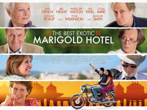 THE BEST EXOTIC MARIGOLD HOTEL Family Movie Review