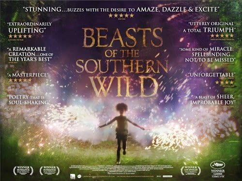 BEASTS OF THE SOUTHERN WILD Family Movie Review