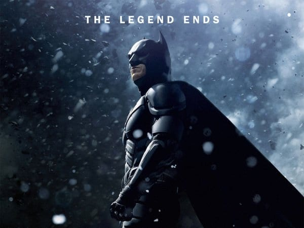 THE DARK KNIGHT RISES Family Movie Review