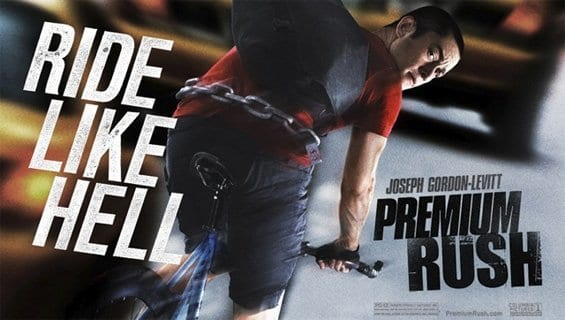 PREMIUM RUSH Family Movie Review