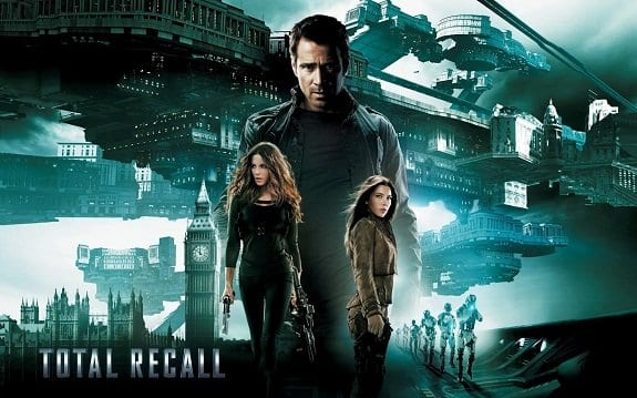 TOTAL RECALL Family Movie Review