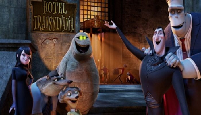 HOTEL TRANSYLVANIA Family Movie Review