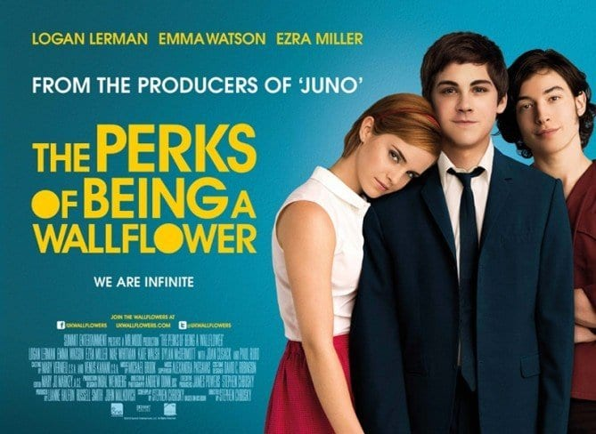 THE PERKS OF BEING A WALLFLOWER Family Movie Review