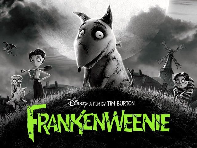 FRANKENWEENIE Family Movie Review