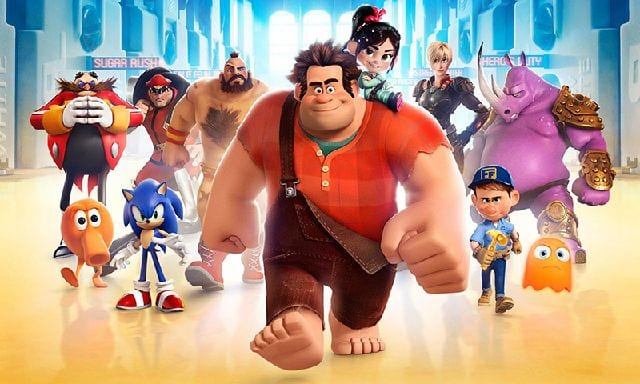 WRECK-IT-RALPH Family Movie Review