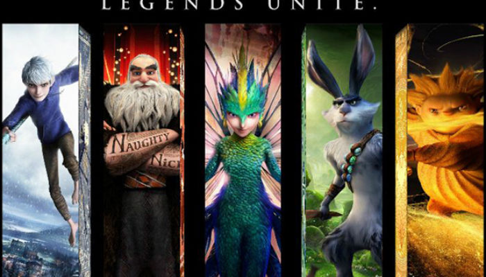RISE OF THE GUARDIANS Family Movie Review