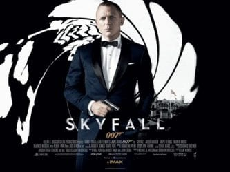 SKYFALL Family Movie Review