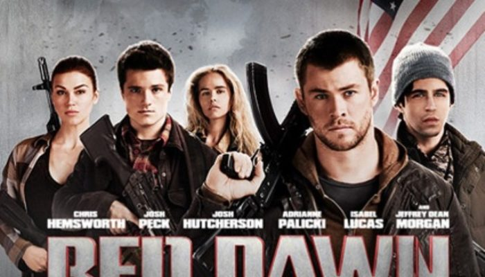 RED DAWN Family Movie Review