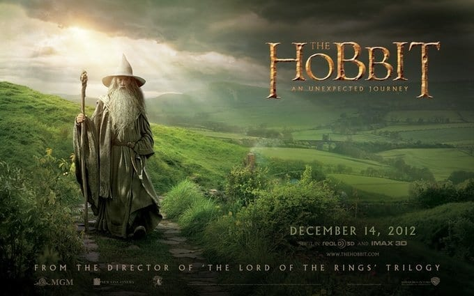 THE HOBBIT: AN UNEXPECTED JOURNEY Family Movie Review