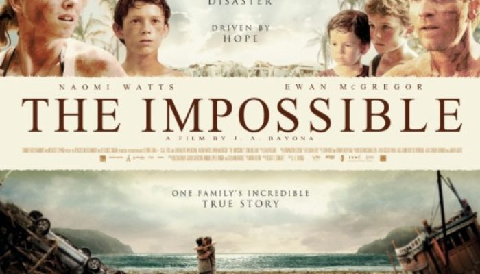 THE IMPOSSIBLE Family Movie Review