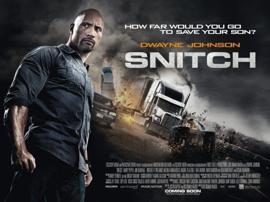 SNITCH Family Movie Review