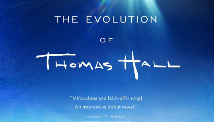 THE EVOLUTION OF THOMAS HALL: Brilliant Novel About Narcissist's Redemption