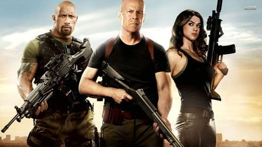 G.I. JOE: RETALIATION Family Movie Review
