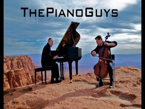 The Piano Guys: Making Classical Cool
