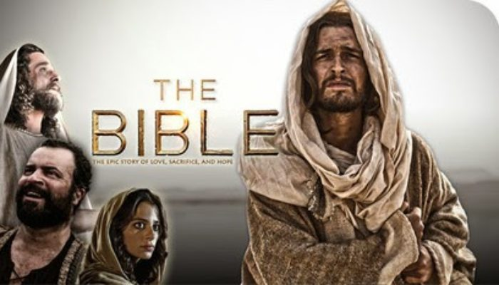 THE BIBLE Family Movie Review