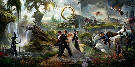 OZ: THE GREAT AND POWERFUL Family Movie Review