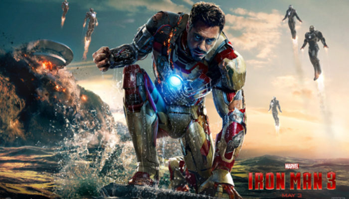 IRON MAN 3 Family Movie Review