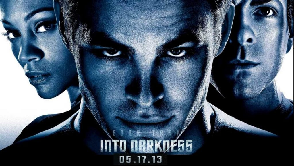 STAR TREK INTO DARKNESS Family Movie Review