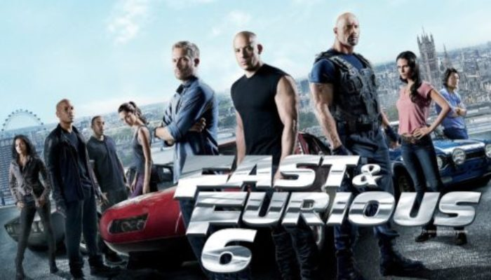 FAST & FURIOUS 6 Family Movie Review
