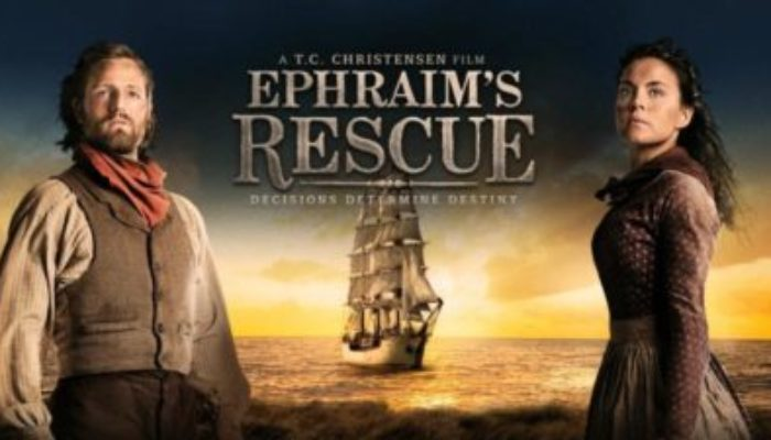 EPHRAIM'S RESCUE Family Movie Review