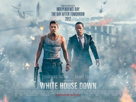 WHITE HOUSE DOWN Family Movie Review