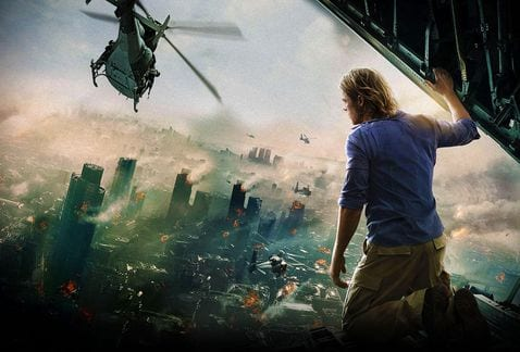 WORLD WAR Z Family Movie Review