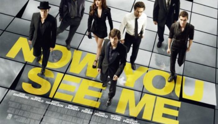 NOW YOU SEE ME Family Movie Review
