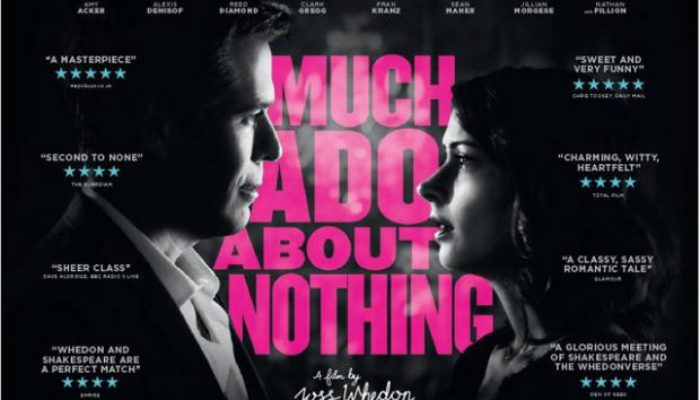MUCH ADO ABOUT NOTHING Family Movie Review