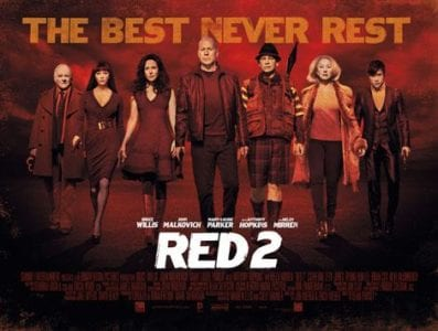 RED 2 Family Movie Review