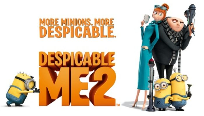 DESPICABLE ME 2 Family Movie Review