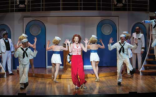 Theatre Review: ANYTHING GOES (at the Utah Shakespeare Festival)