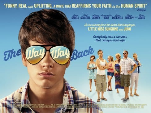 THE WAY, WAY BACK Family Movie Review