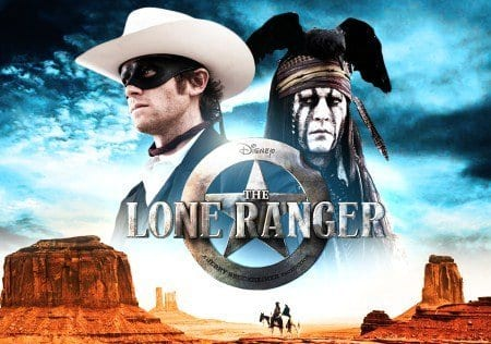 THE LONE RANGER Family Movie Review