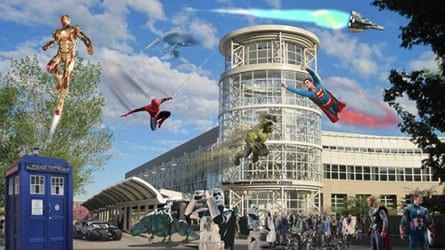 SALT LAKE COMIC CON: Seven Reasons to Bring Your Family