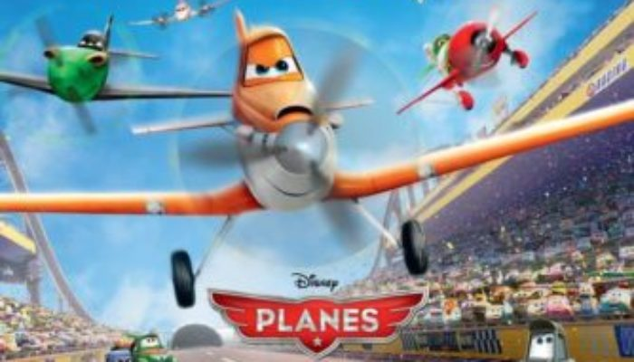PLANES Family Movie Review