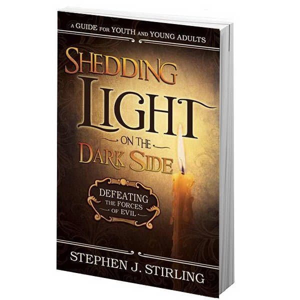 Book Review: SHEDDING LIGHT ON THE DARK SIDE
