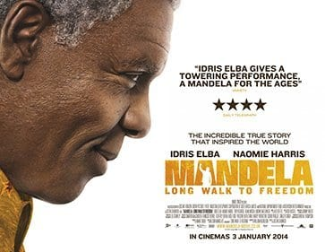 MANDELA: LONG WALK TO FREEDOM Family Movie Review