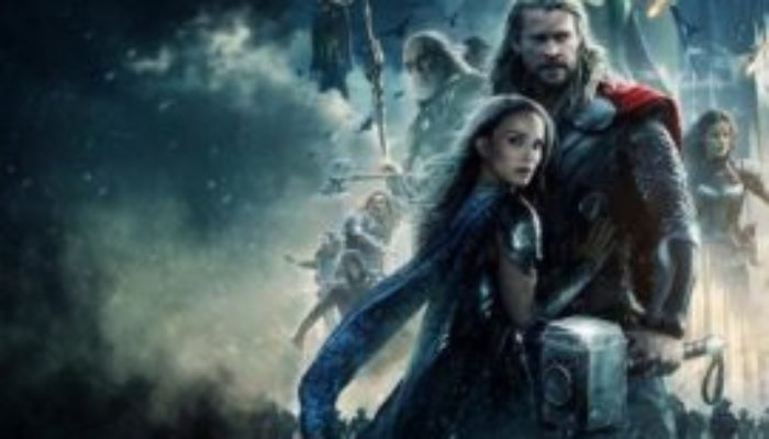 THOR: THE DARK WORLD Family Movie Review