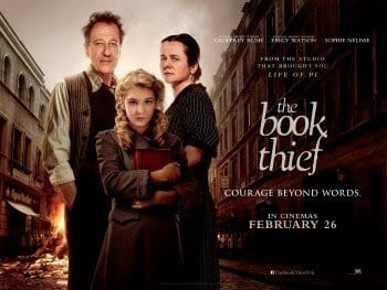 THE BOOK THIEF Family Movie Review