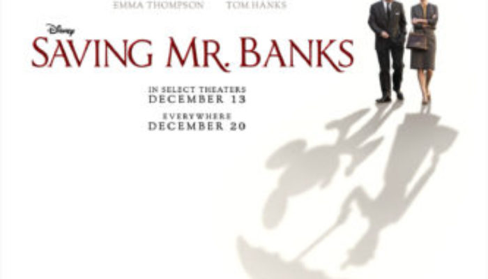 SAVING MR. BANKS Family Movie Review