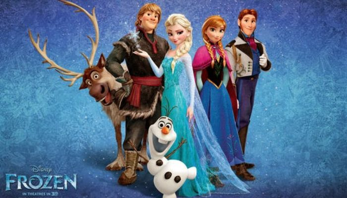 FROZEN Family Movie Review