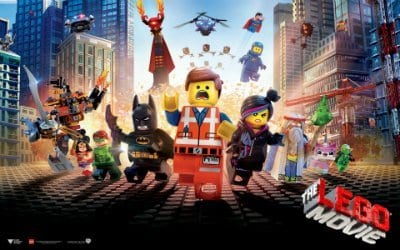 THE LEGO MOVIE Family Movie Review