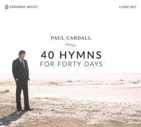 Album Review: 40 HYMNS FOR 40 DAYS