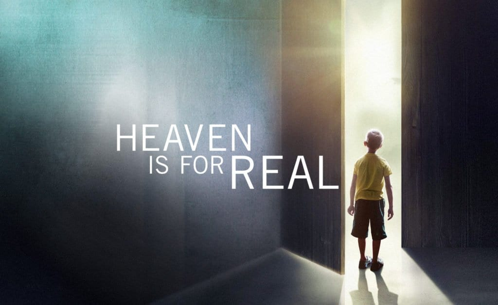 HEAVEN IS FOR REAL Family Movie Review