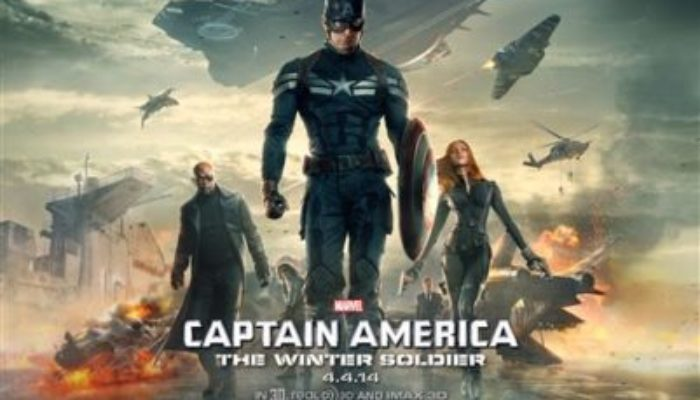 CAPTAIN AMERICA: THE WINTER SOLDIER Family Movie Review