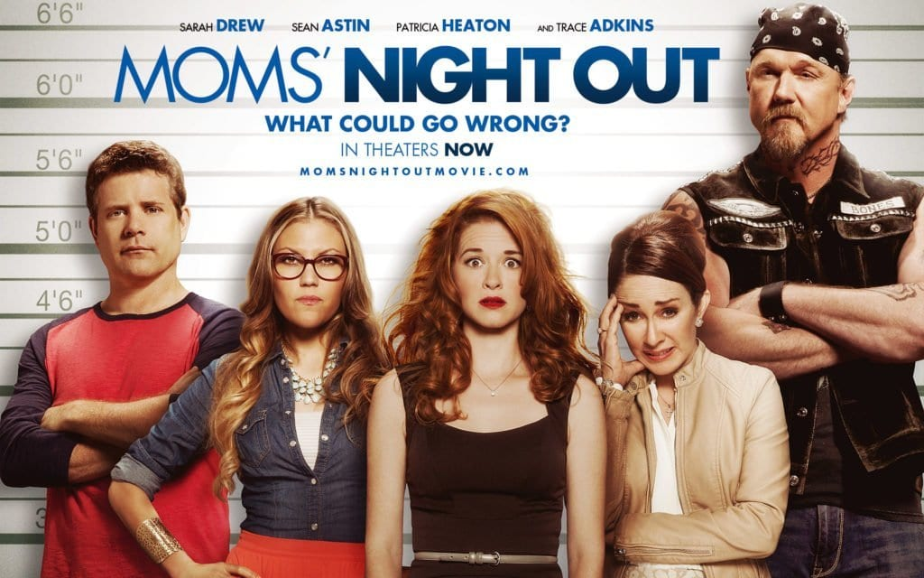 MOM'S NIGHT OUT Family Movie Review